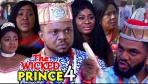 The Wicked Prince Season 4 - 2019